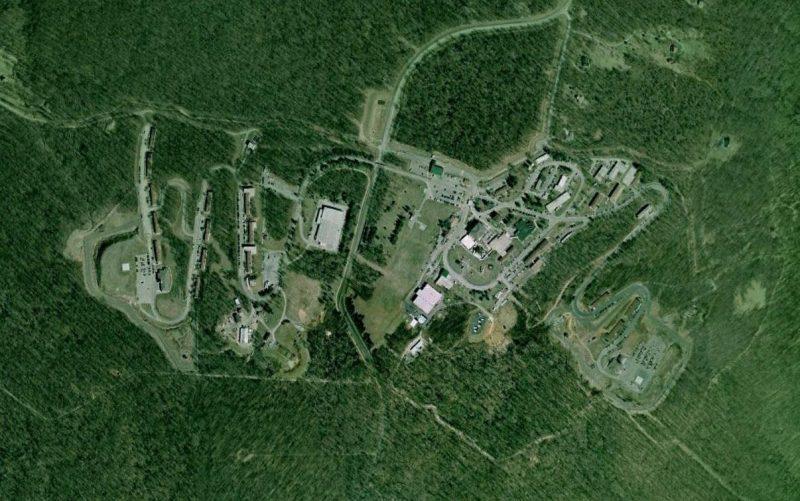 Centro de operações de emergência Mount Weathe