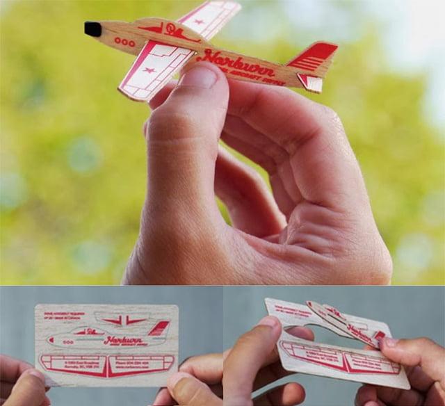 Cartão Aeromodelo