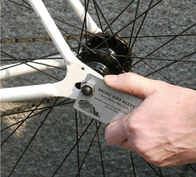 Cartão Mecanico de BicicletasCartão Mecanico de Bicicletas 02