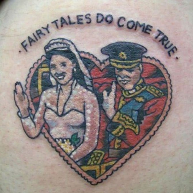 Tattoo Fail Casal