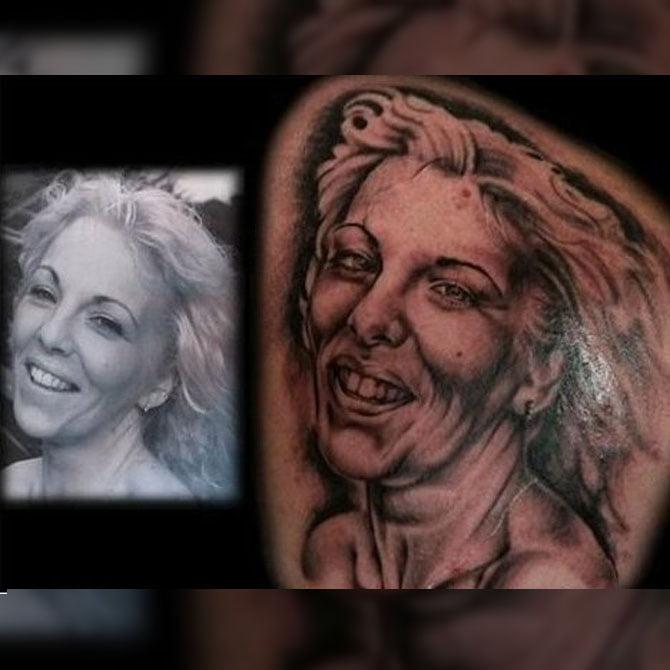 Tattoo Fail Mulher