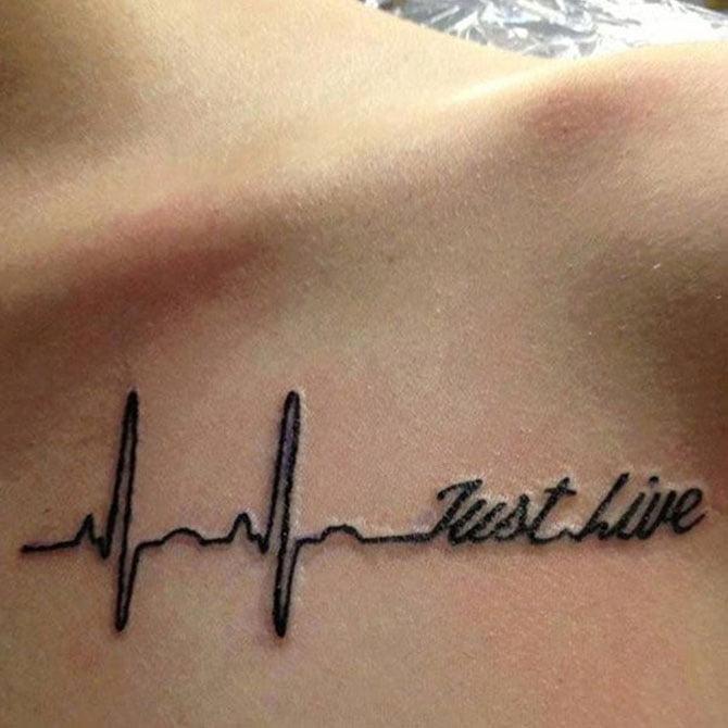 Tattoo Feminina Delicada