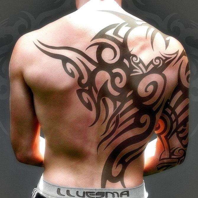 Tatuagem Tribal 01