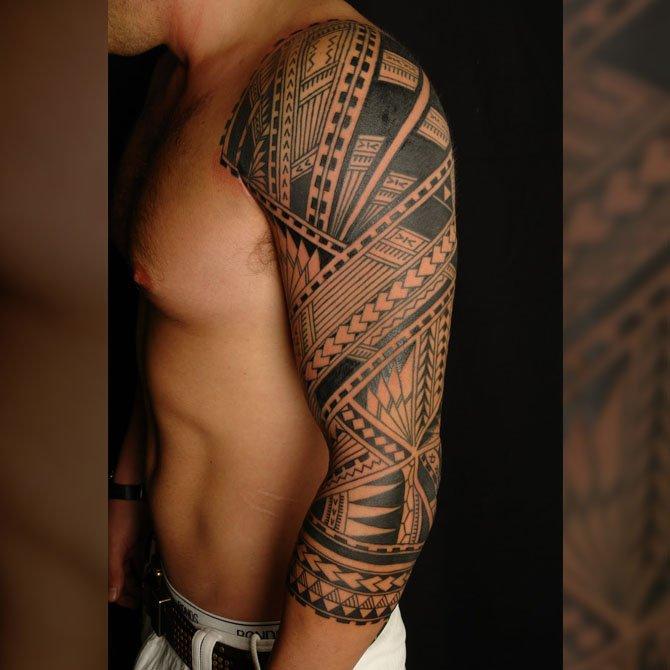 Tatuagem Tribal 02