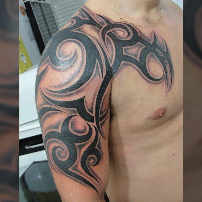 Tatuagem Tribal 03