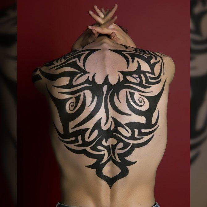 Tatuagem Tribal 06