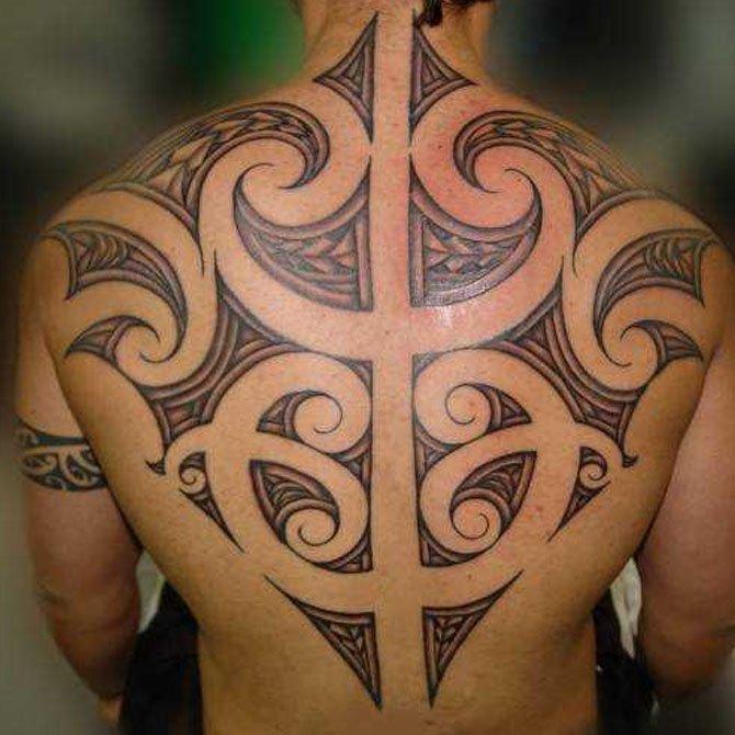 Tatuagem Tribal 12
