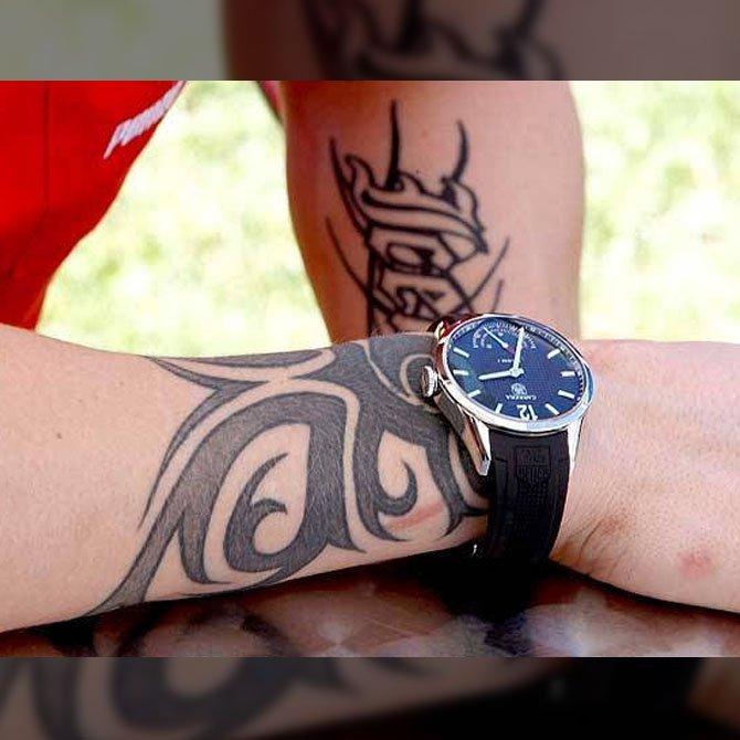 Tatuagem Tribal 13
