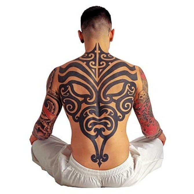 Tatuagem Tribal 15