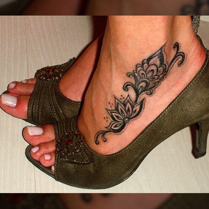 Tatuagem Tribal 18
