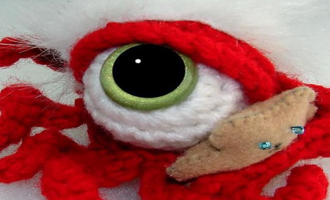 30 enfeites bizarros de Natal