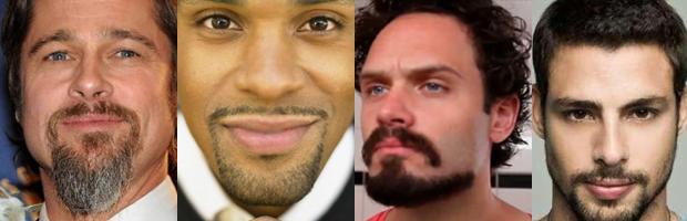 Tipos de barba cavanhaques