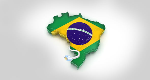 Os 50 sites mais acessados no Brasil