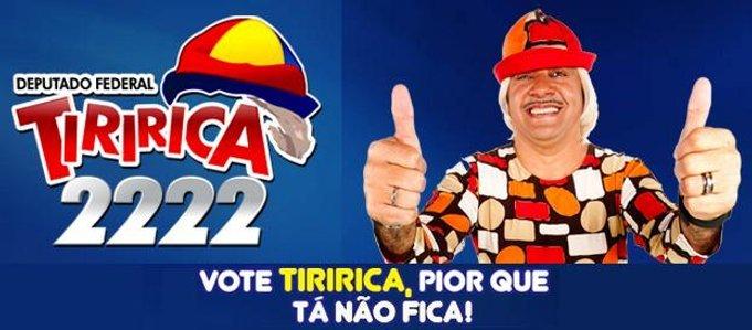 vote tiririca