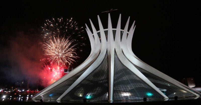 Réveillon 2018 em Brasília, DF