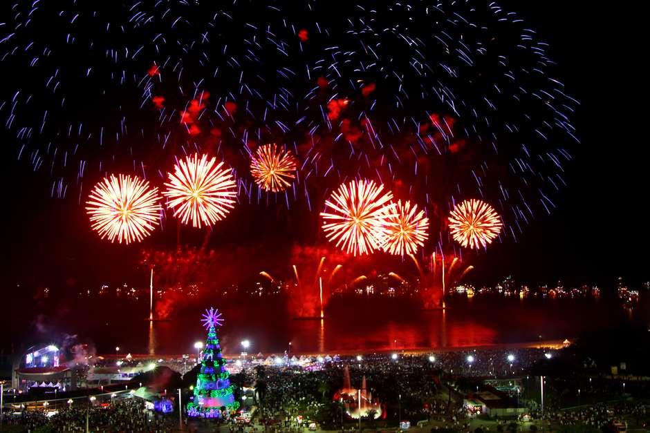 Réveillon 2018 em Manaus, AM