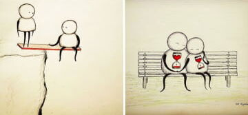 20 Imagens que parecem fofas, mas que guardam um significado bem mais profundo