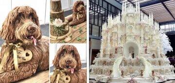 30 Dos bolos de casamento mais surpreendentes e criativos já feitos