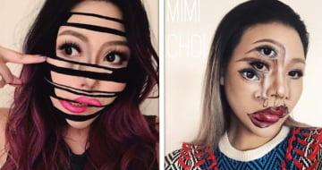 13 Imagens mostrando porque essa maquiadora deixa a internet abismada com suas criações