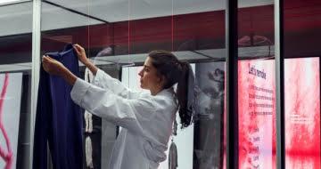 Looop: H&M cria máquina que transforma roupas venhas em novas! – Design Culture