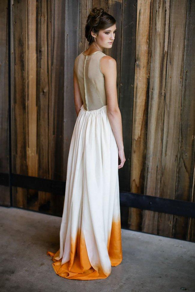 vestidos de noivas coloridos 16