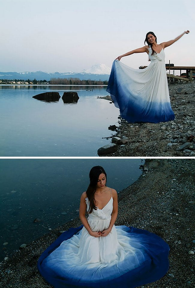 vestidos de noivas coloridos 19