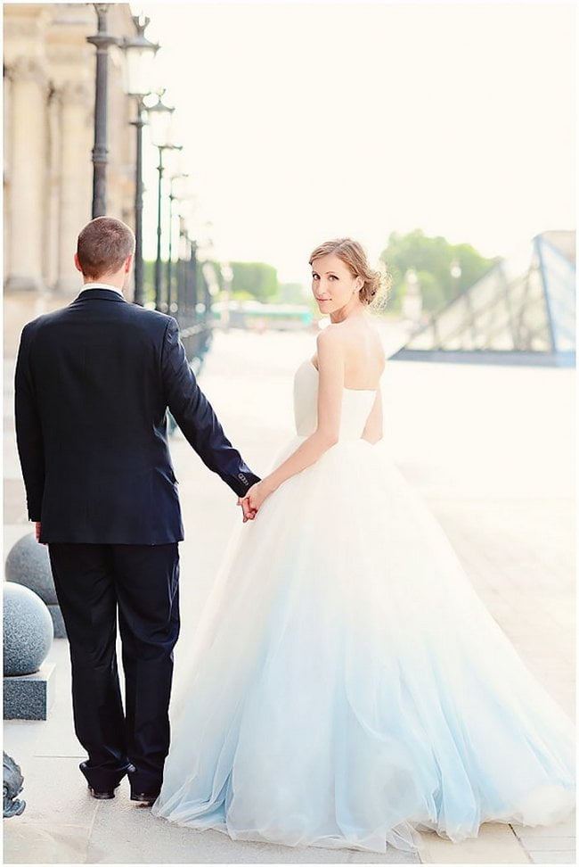 vestidos de noivas coloridos 2