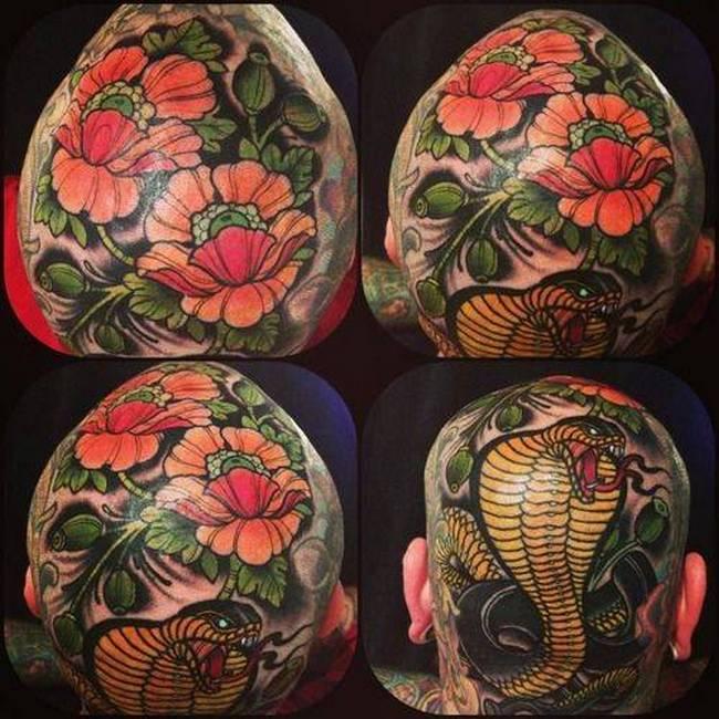 Carecas Tattoo 14
