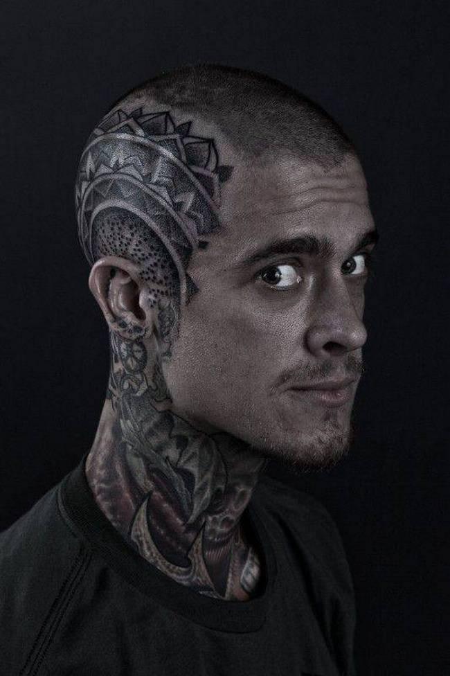 Carecas Tattoo 15
