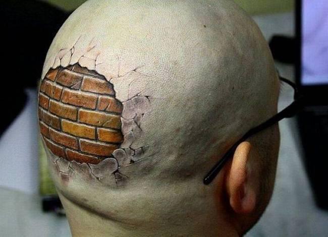 Carecas Tattoo 2