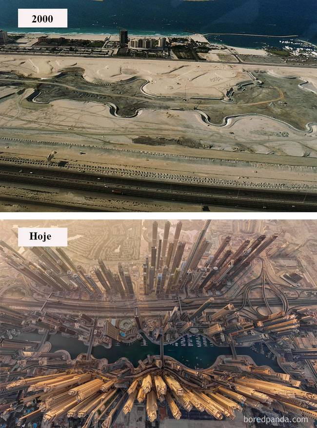 Cidades antes depois 1