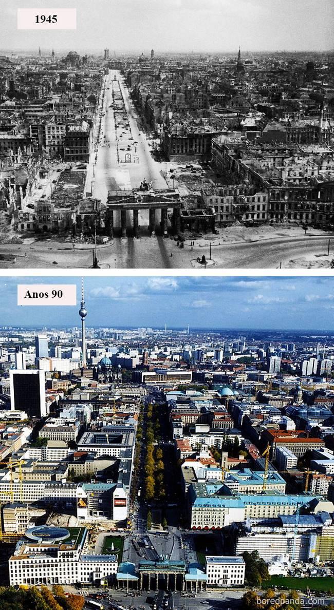 Cidades antes depois 11