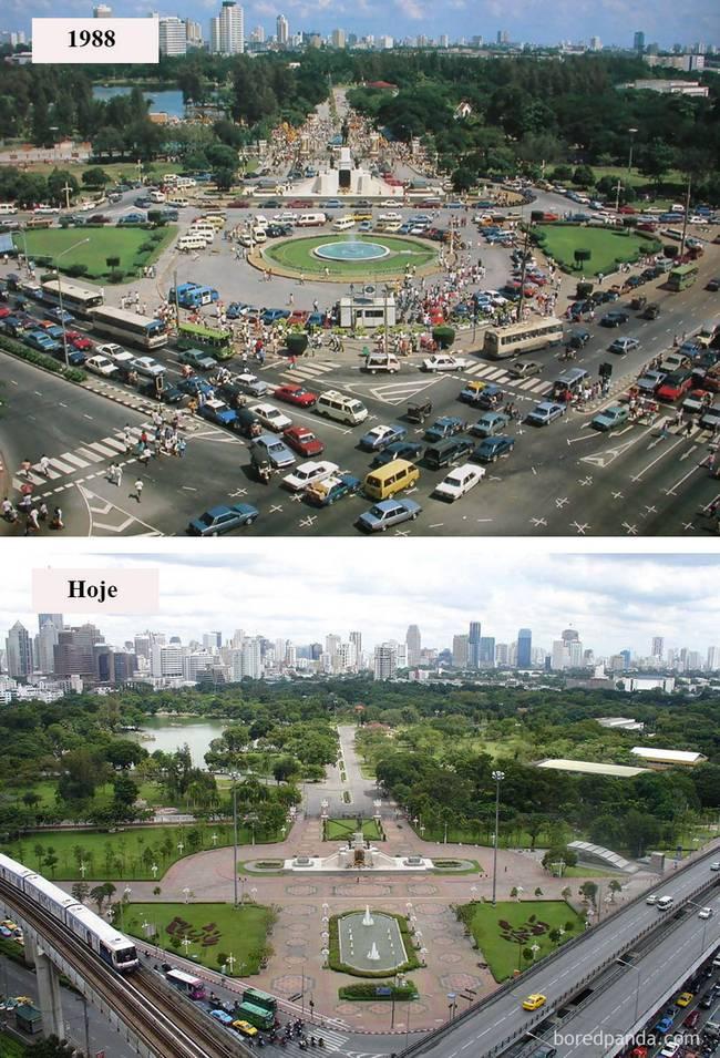 Cidades antes depois 13