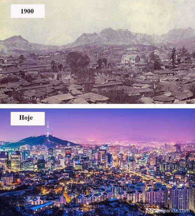 Cidades antes depois 2