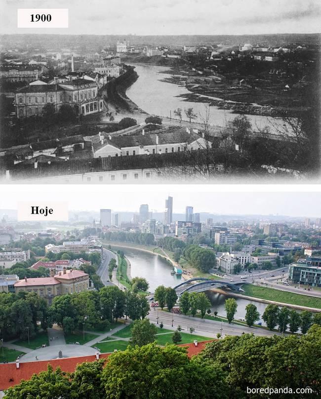 Cidades antes depois 4
