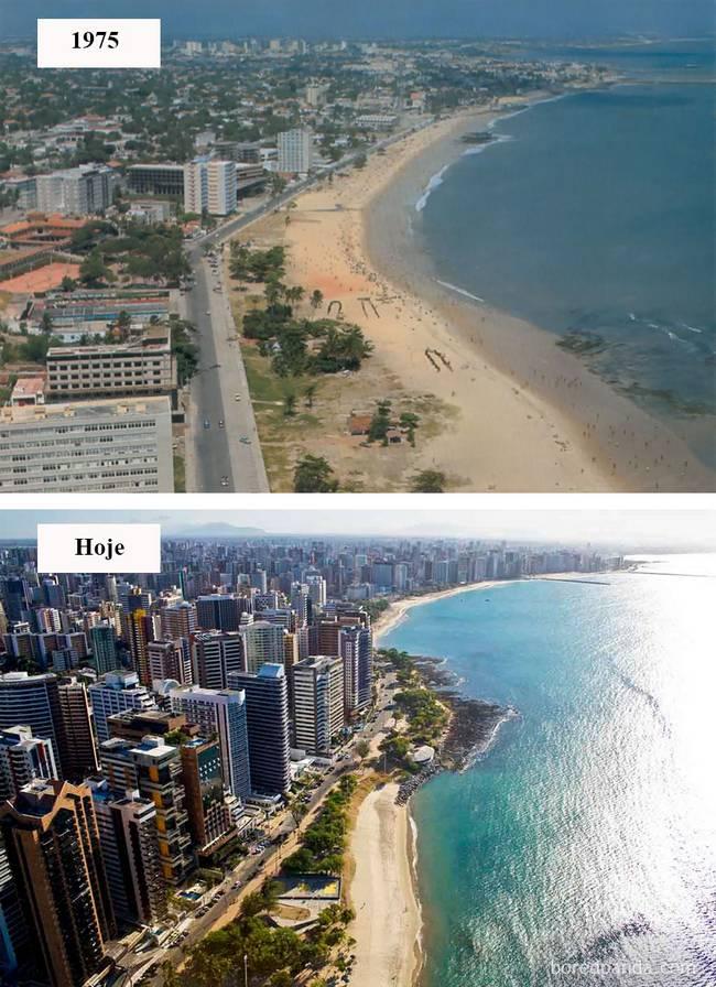 Cidades antes depois 9