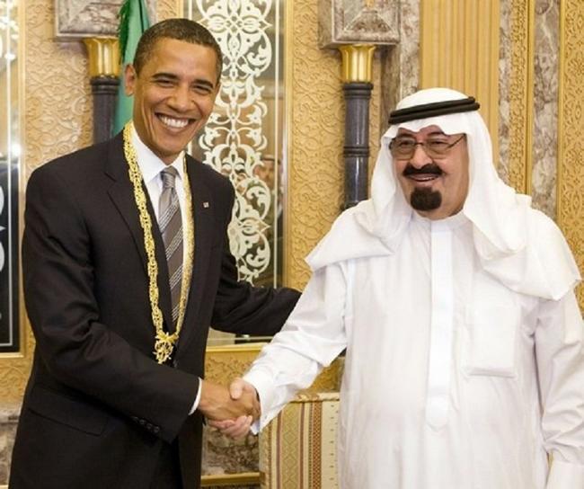 Abdullah Obama